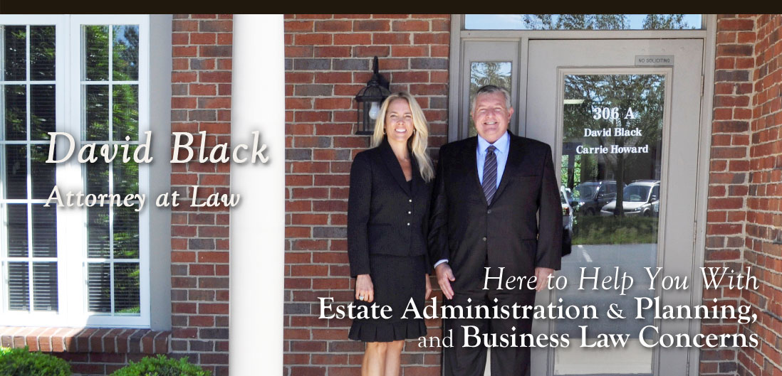 David Black, Louisville Will and Trust Attorney